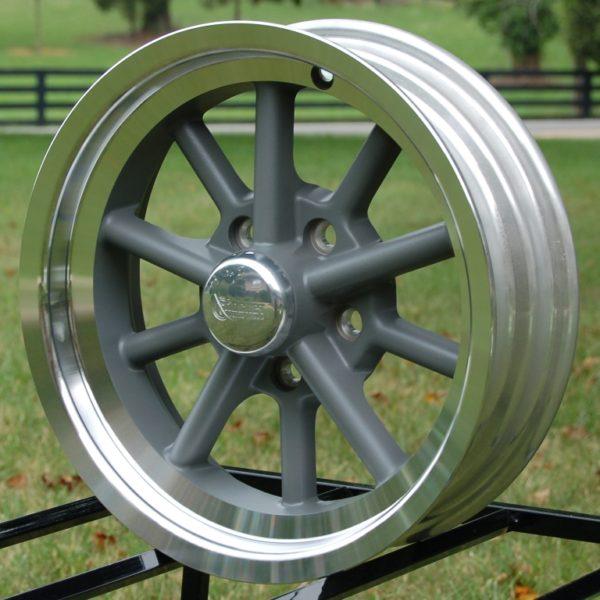 Rocket Racing Wheels-Launcher-Gray