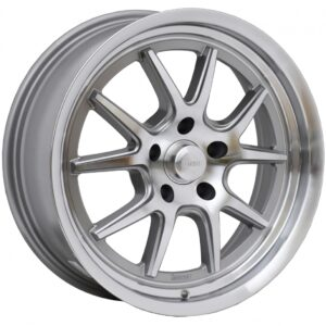 Rocket Racing Wheels Attack Machined Titanium