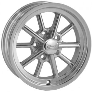 Rocket Racing Wheels Launcher Polished
