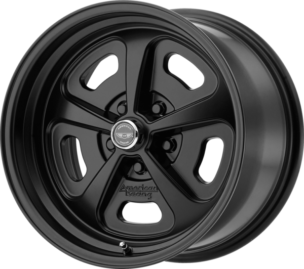 American Racing VN501-500-Mono-Cast-Satin-Black