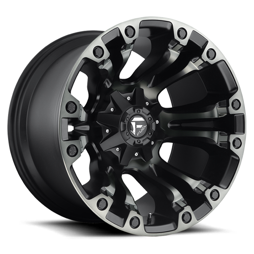 Fuel Off-Road Vapor-D569-Black-w-DDT-20x12