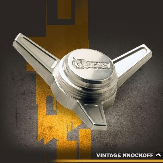 Rocket Racing Wheels Vintage-Knockoff