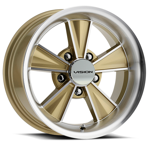 Vision_Dazzler_Gold_Mirror_Machined_Face_5lug