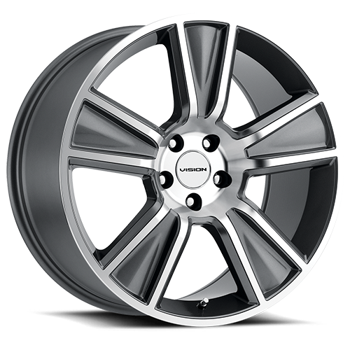 Vision_Stunner_Anthracite_Machined_Face_5lug_20x9