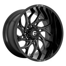 Fuel Off-Road D741-Runner-UTV-Black
