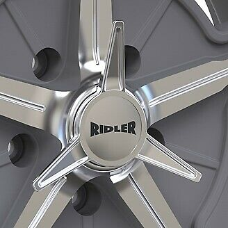 Ridler Wheels 605 spinners