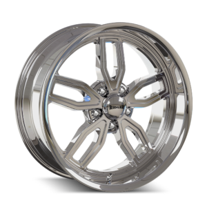RIDLER Wheel 608 Chrome - 5 lug
