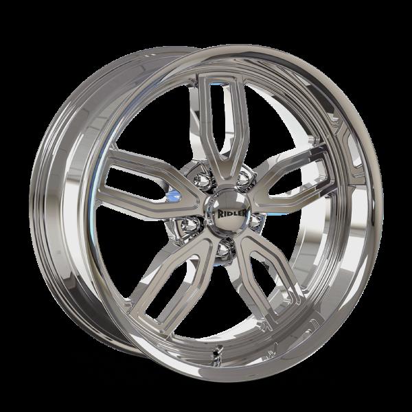 RIDLER Wheel 608 Chrome - 5 lug