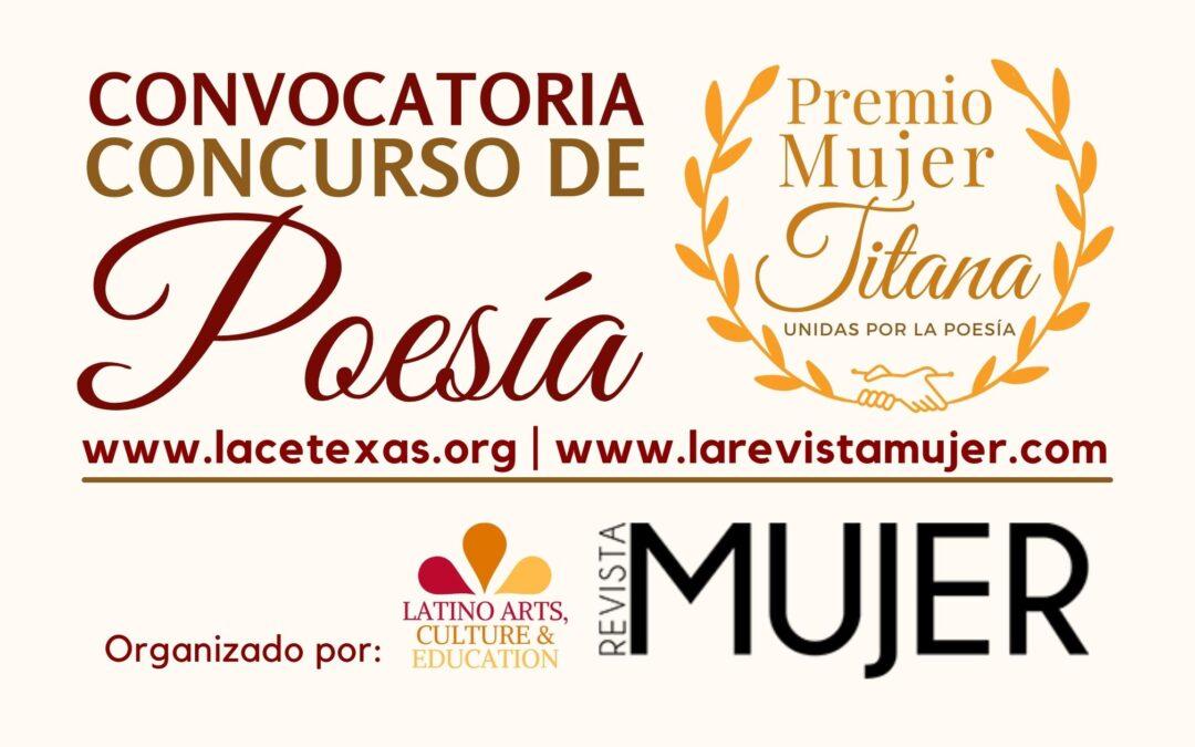 Contest Premio Mujer Titana