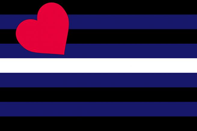 BDSM Pride Flag