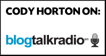 Cody Horton BlogTalkRadio