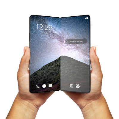 Innovative New Smartphones: Flip and Fold