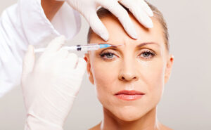 Anti--Wrinkle-Injections
