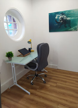 Family therapy based in the heart of Chalk Hill, London