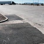 Asphalt and pot hole repair job Tucson, AZ