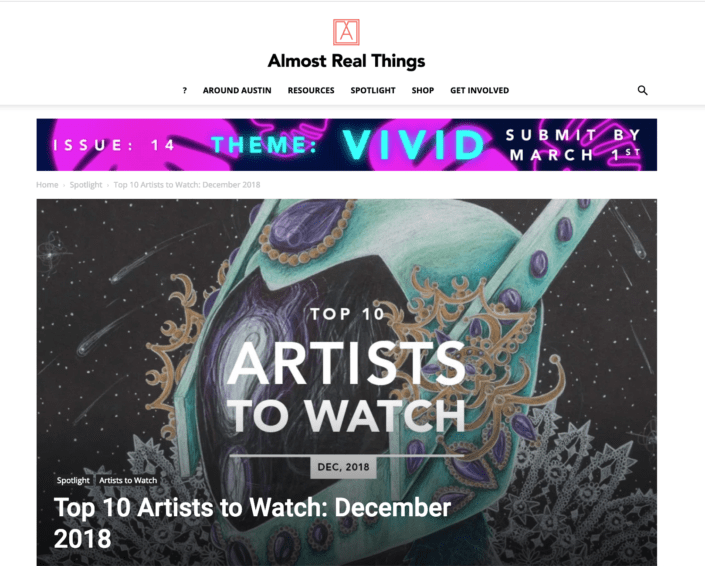 Top 10 Artists to Watch