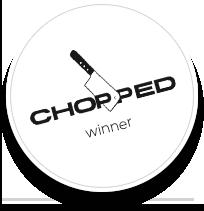 chopped winner