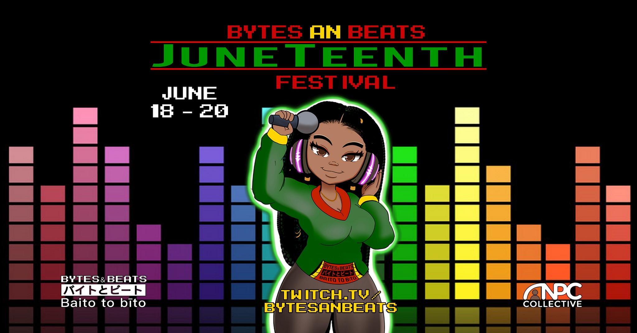 Bytes & Beats Npc Fest 2