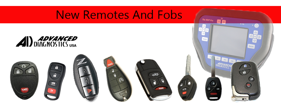 Remotes and fobs Slide3