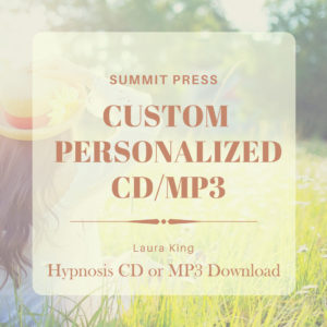 Custom Personalized CD/MP3