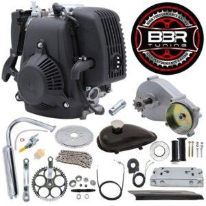 4 stroke 49cc BBR Tuning 5G Pull Start Bicycle Engine Kit
