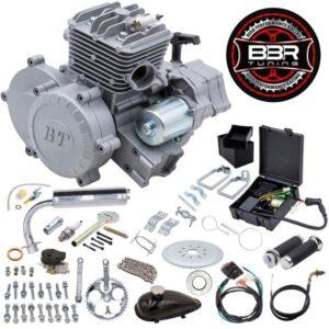 80cc BBR Tuning Bullet Train Electric Start Engine Kit