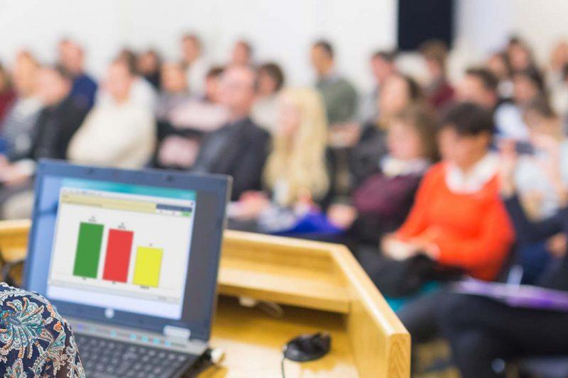 audience response system rental