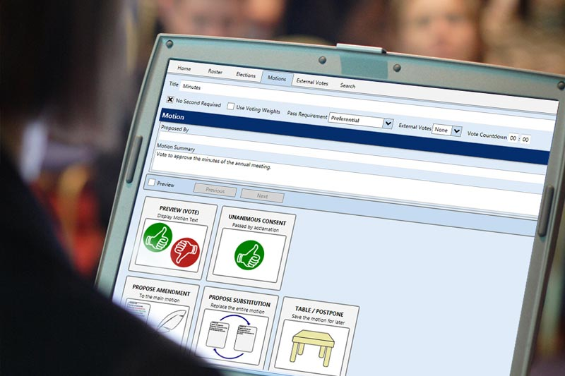 Preferential Voting Made Easy   kp1   Live Tally Software