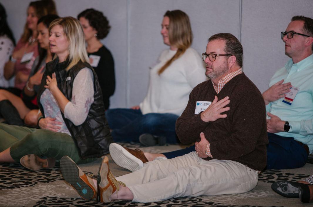 Meditation Speaker Kirsty Spraggon