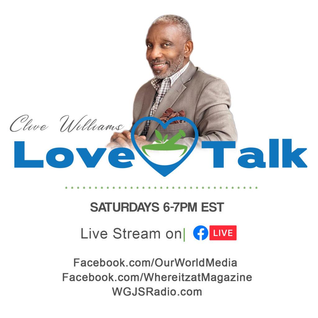 Clive Willams_LOVE TALK