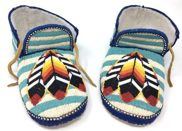 handmade moccasins