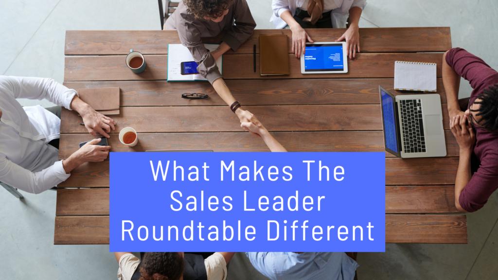 Sale Leader Roundtable