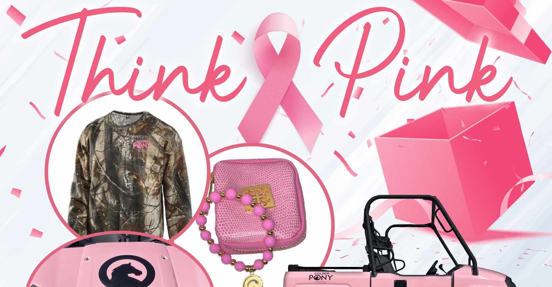 Think Pink Prizes