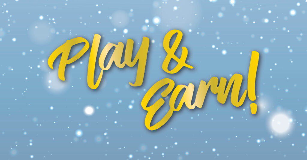 January Play and Earn