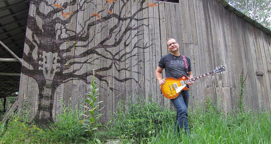 Tommy Fedak Lead Guitar with a Grateful Heart