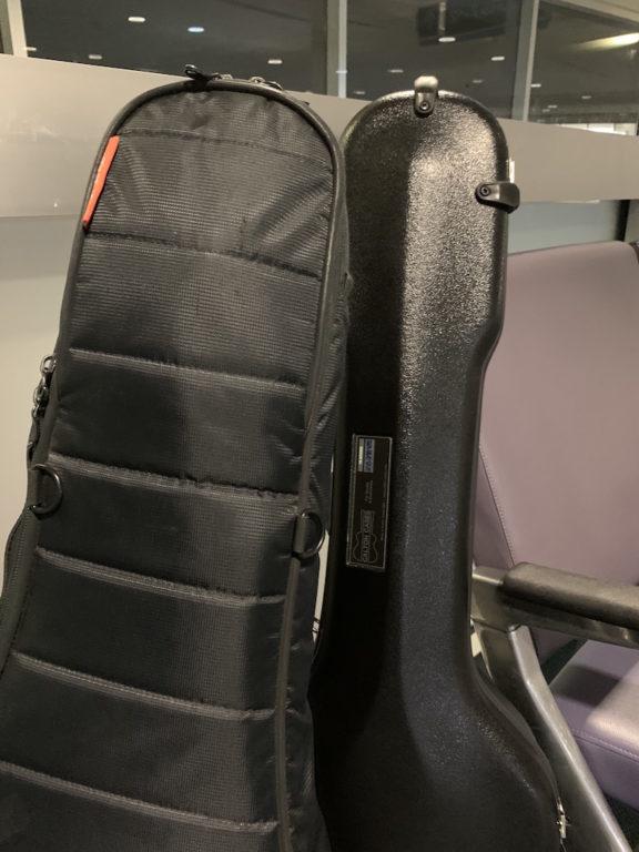 Mono Case & Calton Guitar Cases