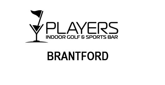 Indoor Golf Clubs – Brantford Logo