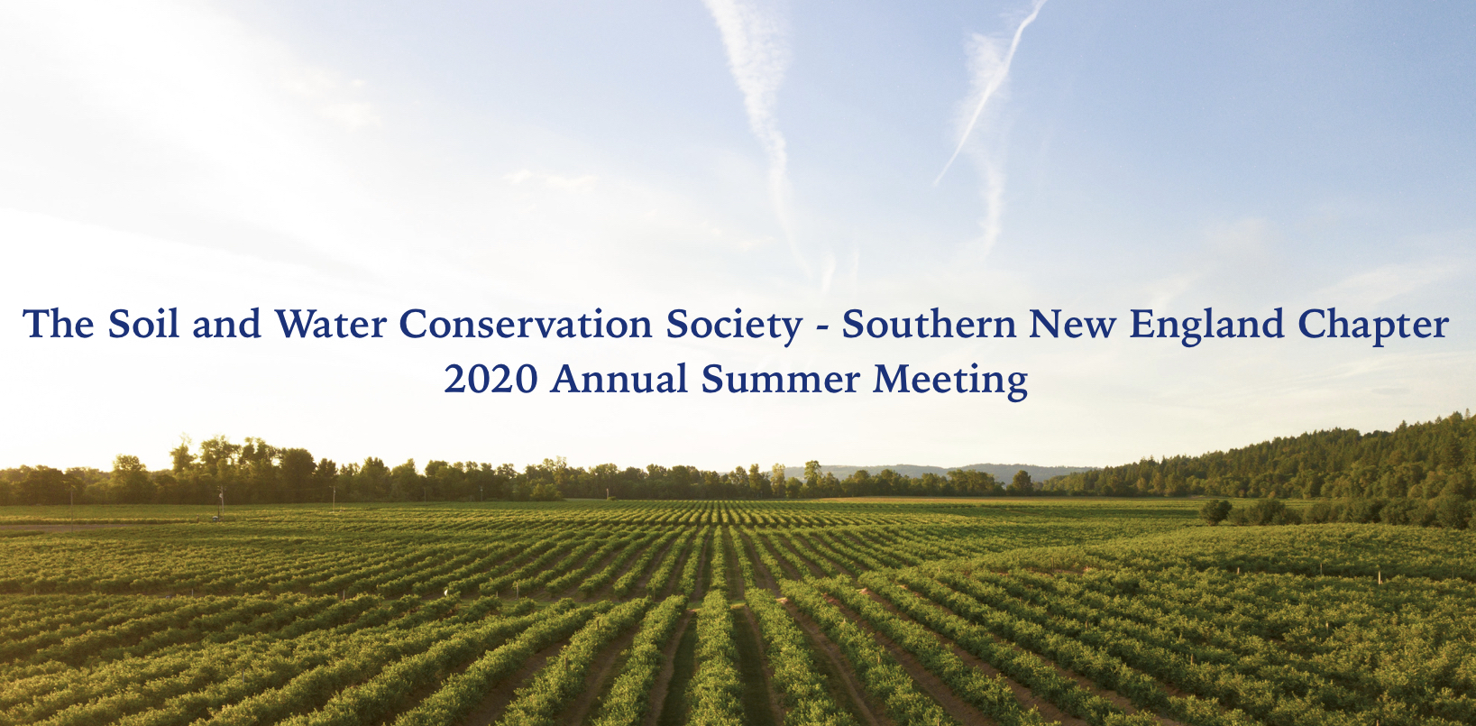 SWCS SNEC 2020 Annual Summer Meeting