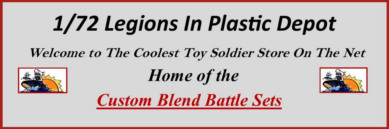1/72 Legions in Plastic Depot