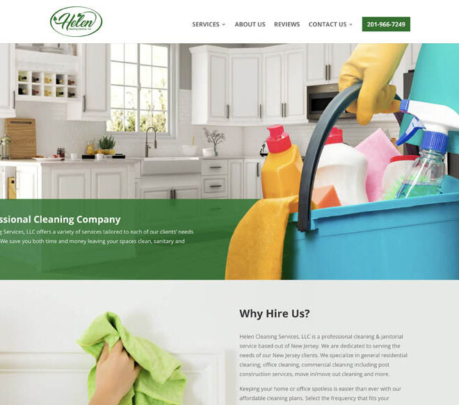 Helen Cleaning Services