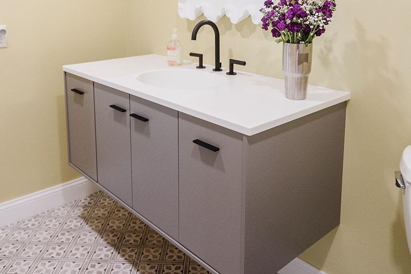 Bathroom Details Spring St