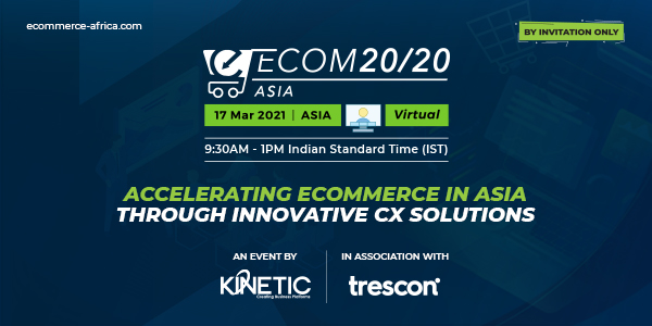 Don't Miss ECOM Asia, Coming to a Laptop Near You