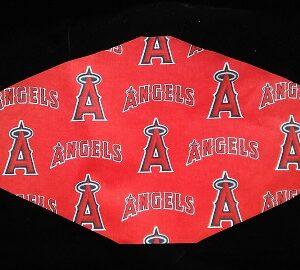 Los Angeles Angels Baseball Mask