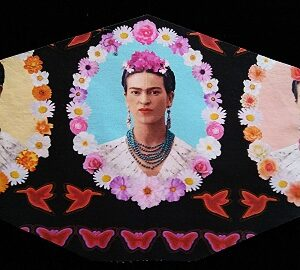 Three Layer Friday Kahlo Mask for Women