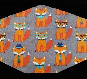 Three Layer Sly As A Fox mask