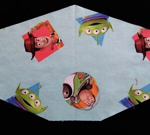 Toy Story Three Layer Mask for Kids
