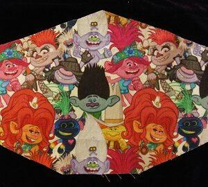 Safest Trolls mask for kids