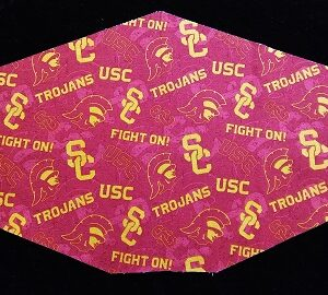 USC Trojans Mask with filter