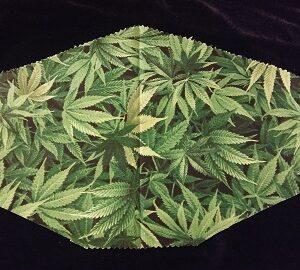 Marijuana Cannabis Mask