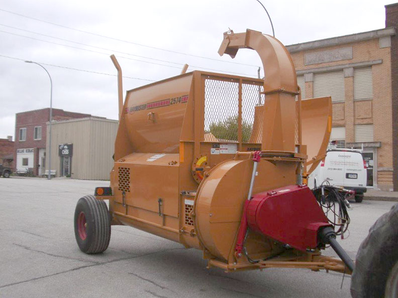 NEW HAYBUSTER 2574 BALE PROCESSOR - Call for Price